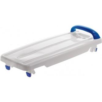 Badplank met handvat