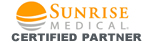 Sunrise Medical certified partner