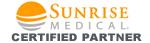 Sunrise Medical certified partner